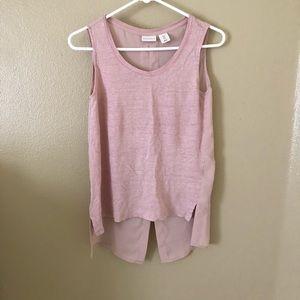 MERCER&MADISON sleeveless blouse
